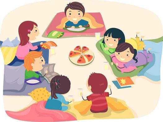 pizsiparti gyerekeknek
